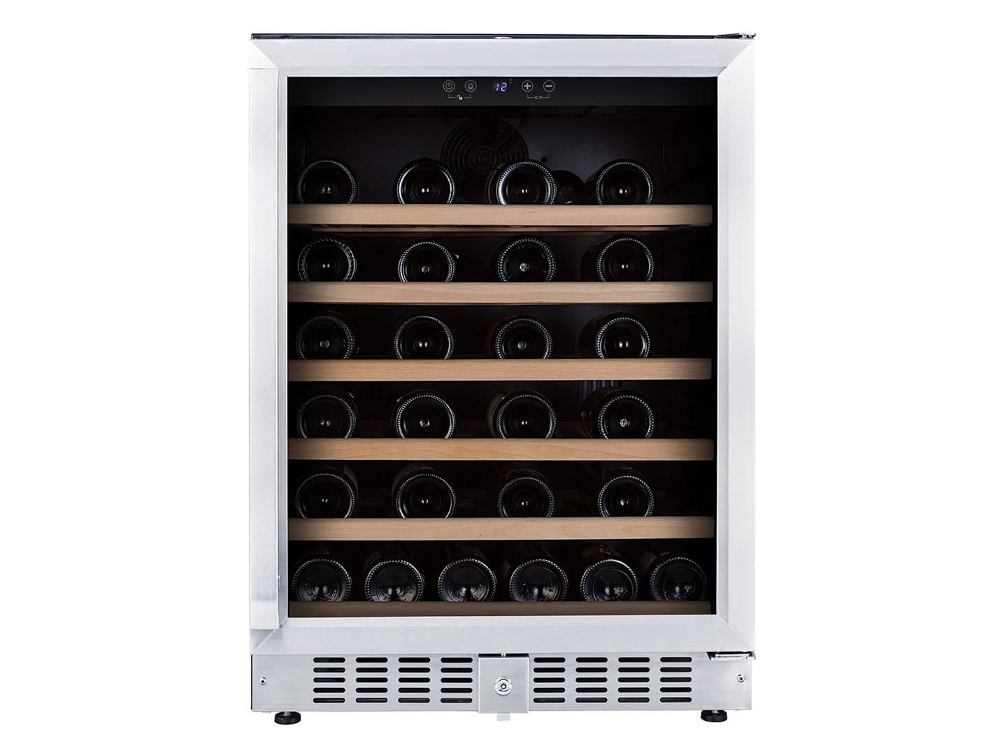 DeLonghi 46 Bottle Single Zone Wine Cabinet - DELWC46S