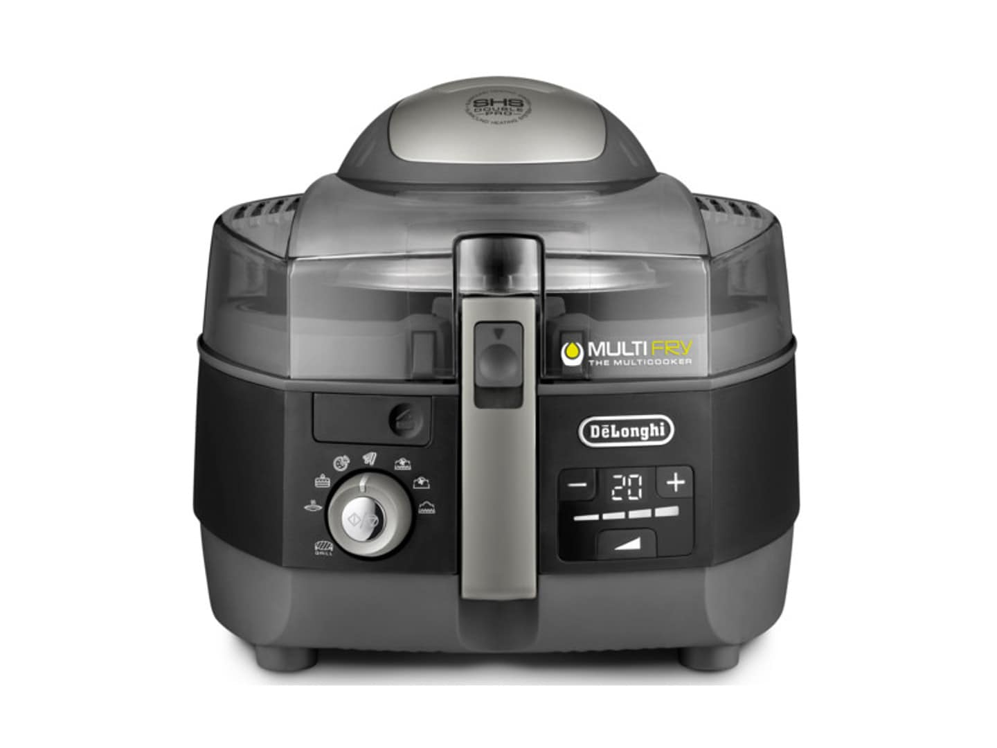 Heissluft-Fritteuse MultiFry EXTRA CHEF PLUS FH 1396/1.BK