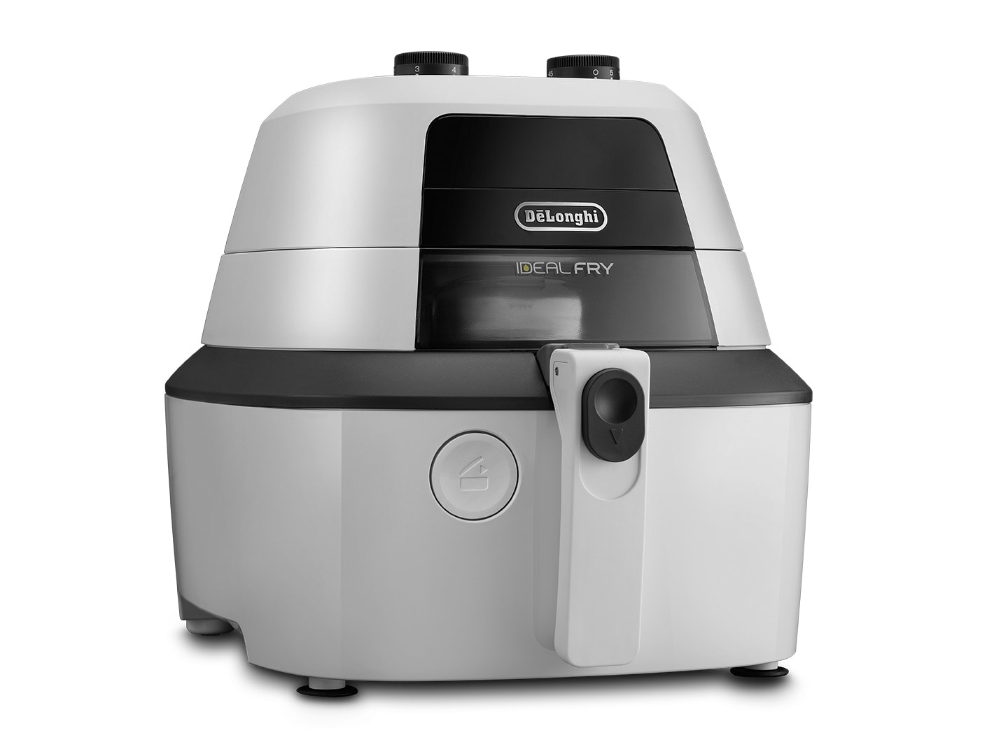 DeLonghi IdealFry 1.0kg Manual Hot Air Fryer - FH2133W