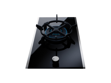Domino Single Wok Gas Cooktop - 30cm DE30WGB