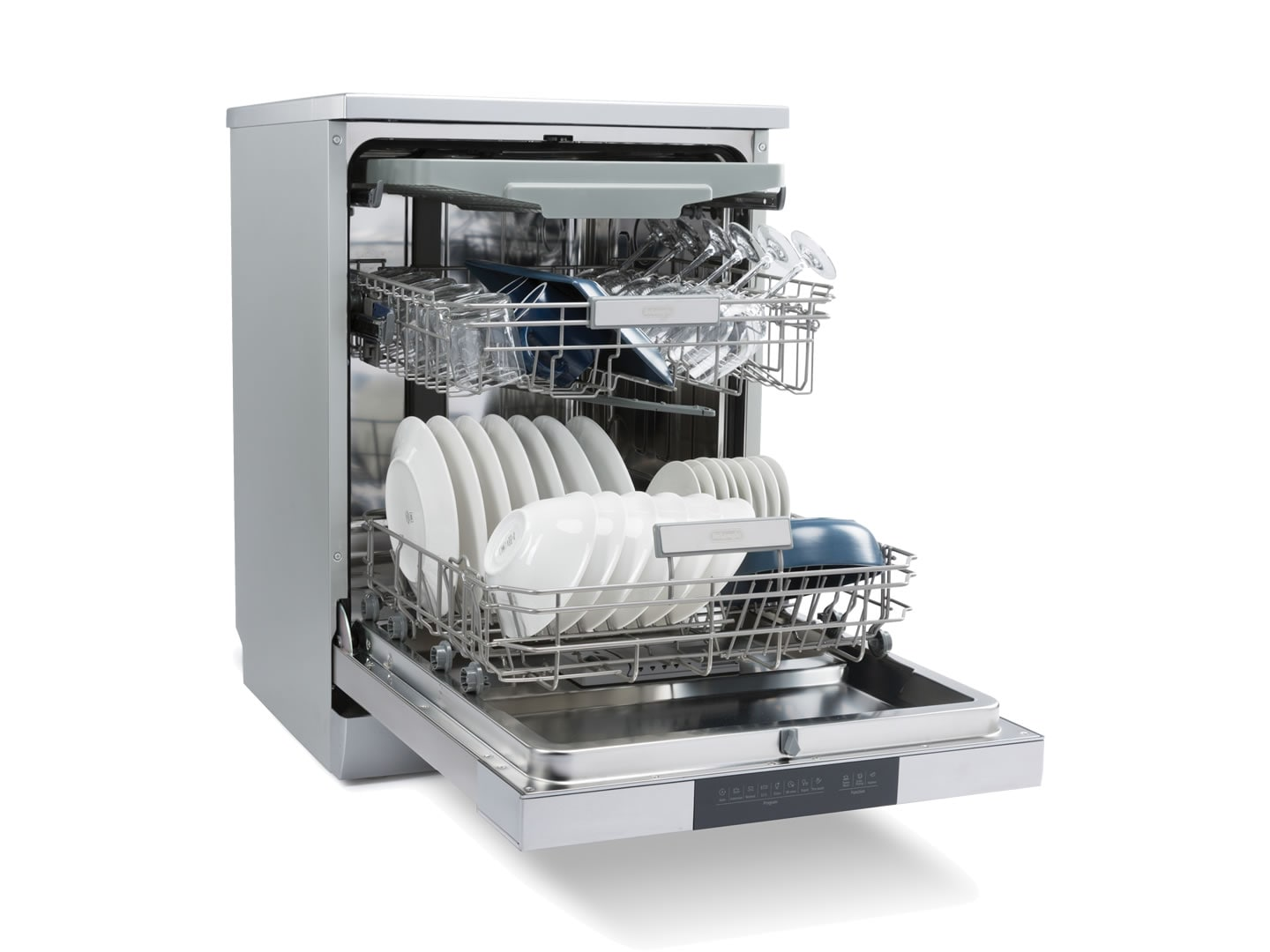 Freestanding Dishwasher 60cm Stainless Steel DEDW6015S