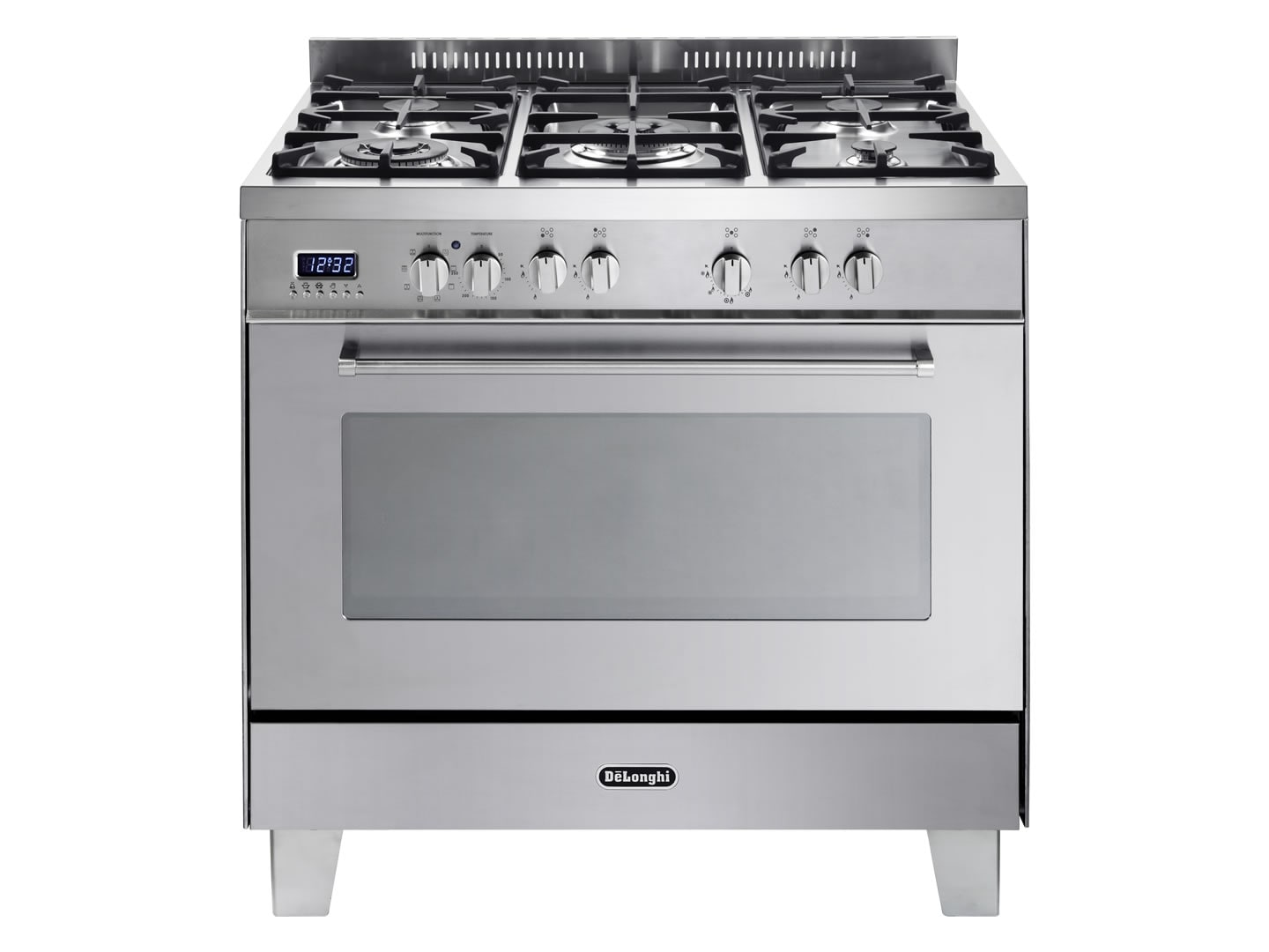 90cm Freestanding Oven With Gas Cooktop Delonghi New Zealand
