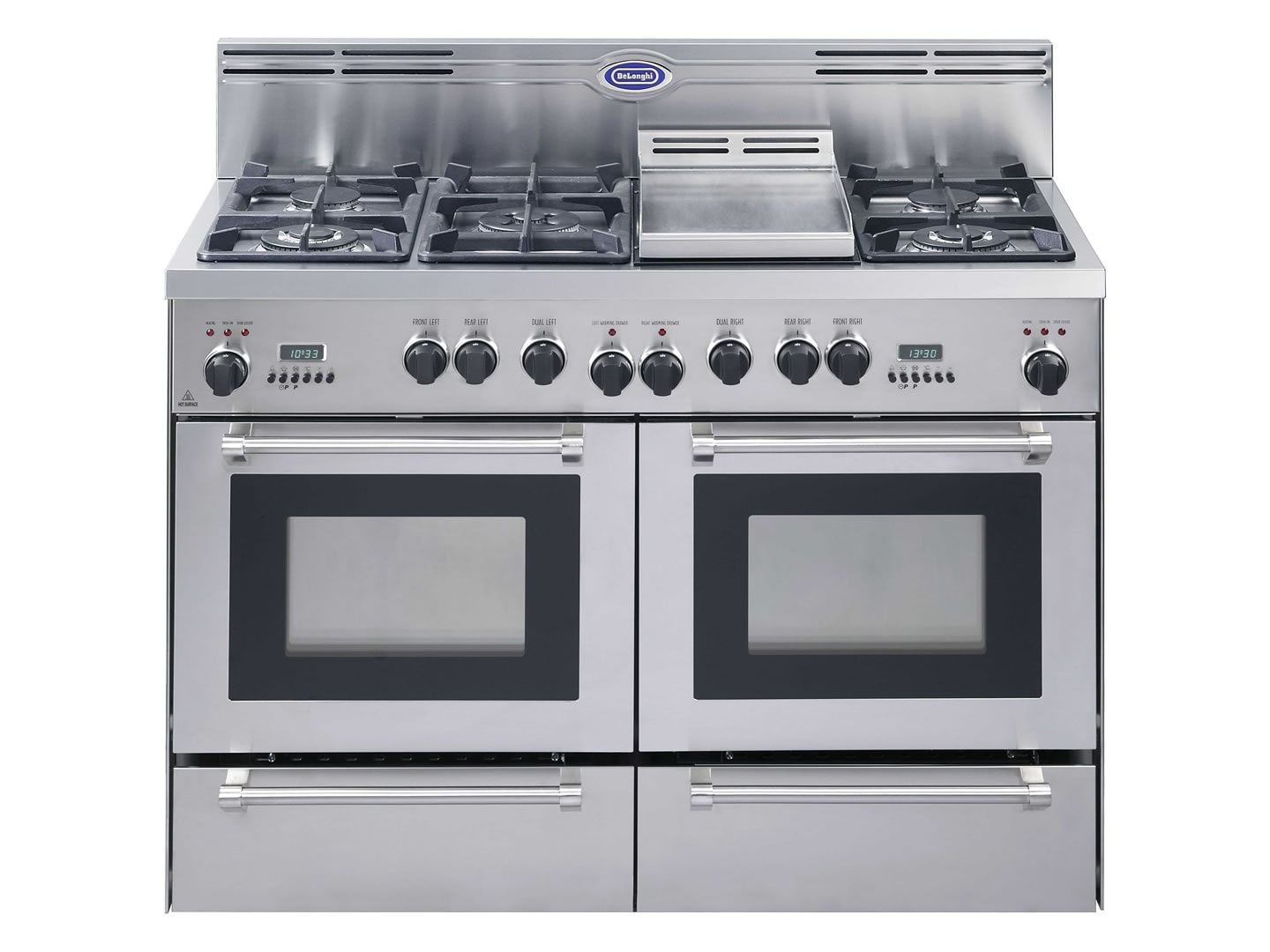 Art Series - Double Pyrolytic Oven - AP1246GWT
