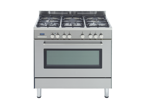 Freestanding Oven With Gas Cooktop Ovens Delonghi New