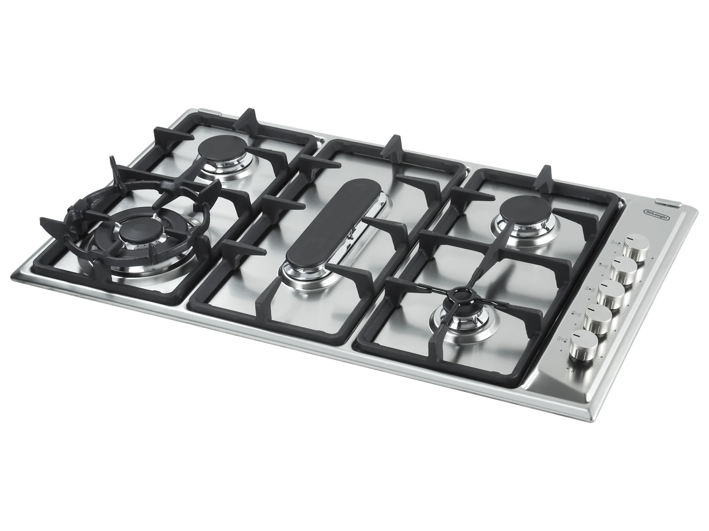 Gas Cooktop with Wok & Fish Burner - DEGH90WF