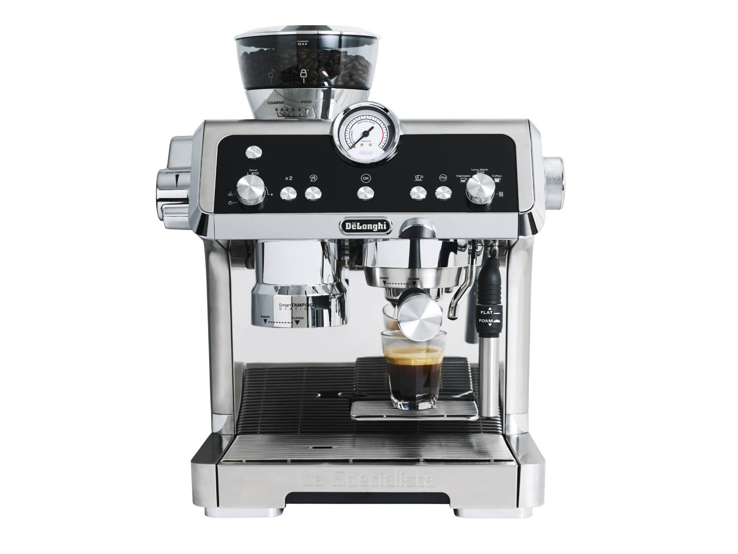 DeLonghi La Specialista Pump Espresso Coffee Machine EC9335.M