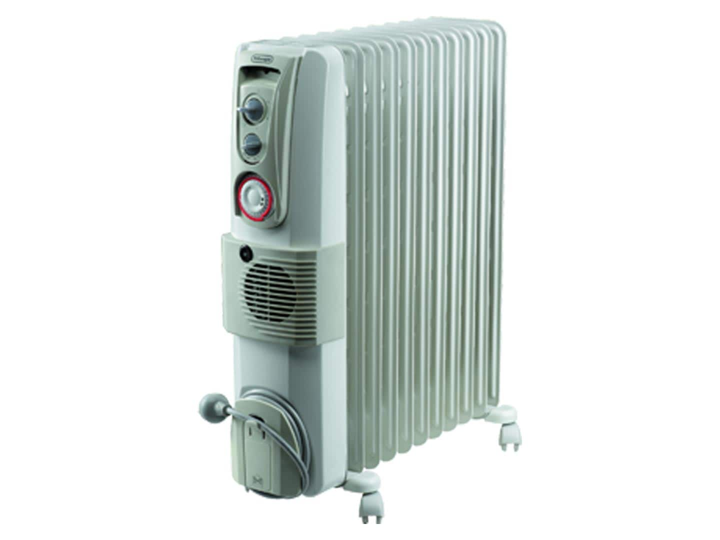 Oil Column Heater with Fan 2400W