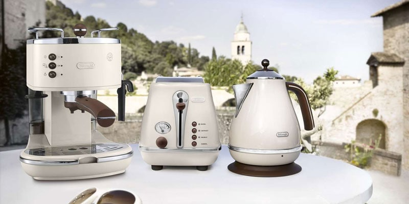 Delonghi Malaysia Coffee Machines Kitchen And Comfort Products