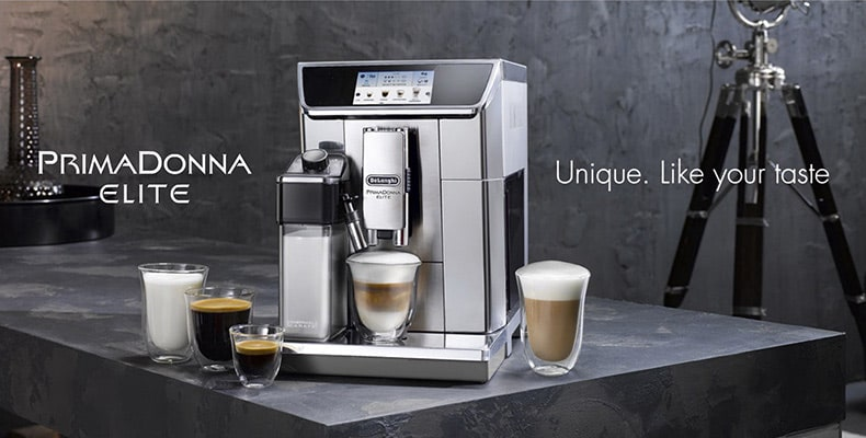De Longhi offers you a premium range of kitchen appliances, home appliances & some of the best ...