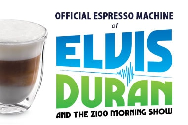 AS HEARD ON ELVIS DURAN