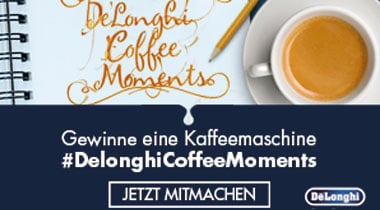 DE`LONGHI COFFEE MOMENTS