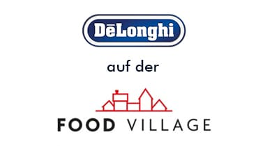 DeLonghi auf der Food Village