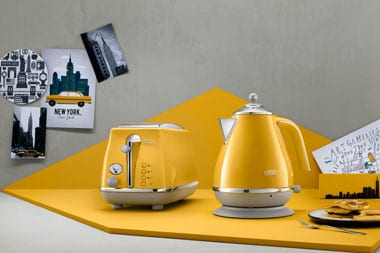 toasters and kettles delonghi