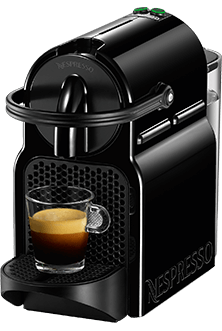 your way with DeLonghi Nespresso capsule coffee machines