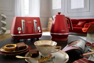View our Distinta Flair Breakfast Collection