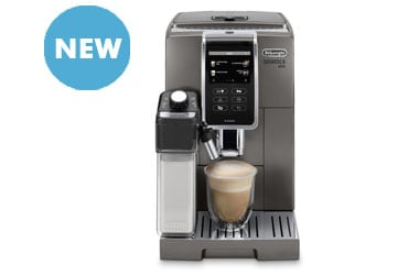 New Fully Automatic Coffee Machine