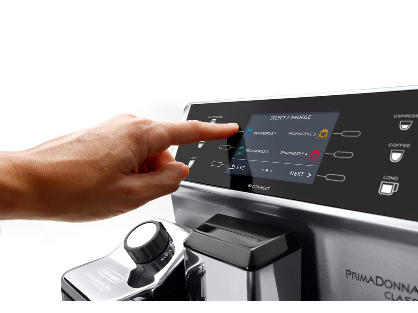Support Primadonna Class Fully Automatic Coffee Machine