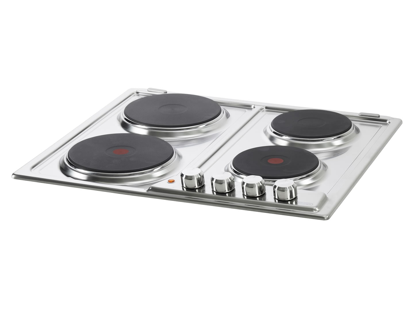 60cm 4 Zone Electric Cooktop Stainless Steel DEH60SX1