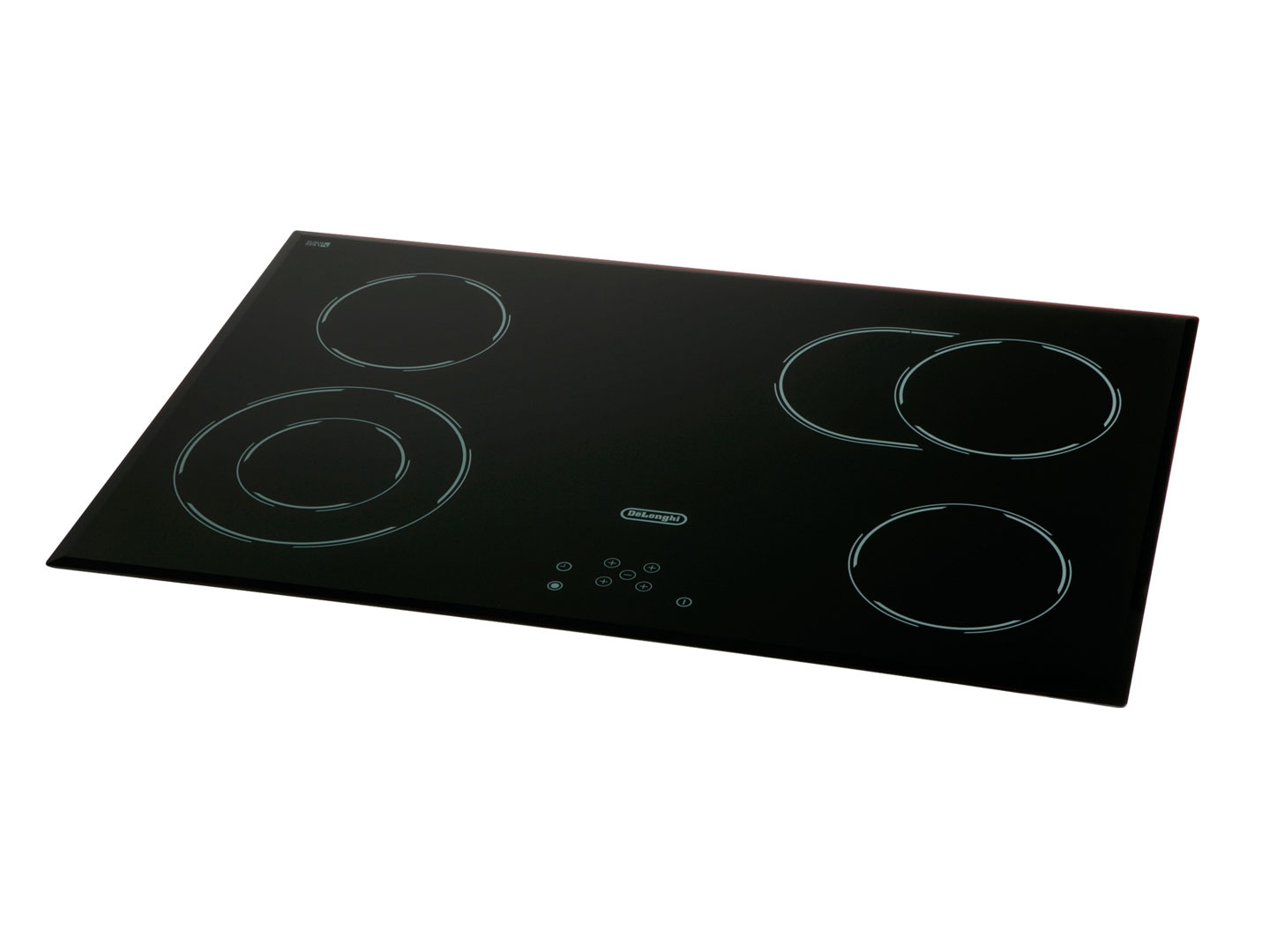 4 Burner 80cm Ceramic Electric Cooktop - DTCH80B