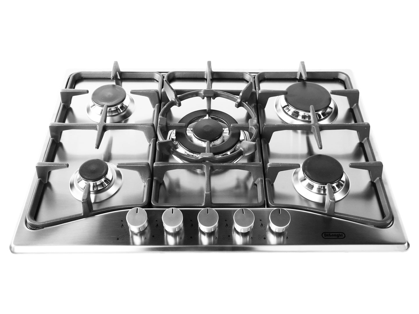 Clearance Stock: Gas Cooktop with Wok Burner - 70cm - DEGH70W
