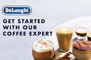 Get Started  With Our Coffee Expert Promotion 2020