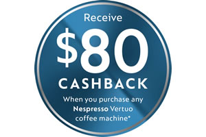 Nespresso Vertuo Father's Day Promotion 2020