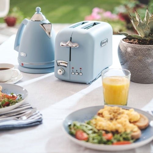 Argento Flora Breakfast Collection