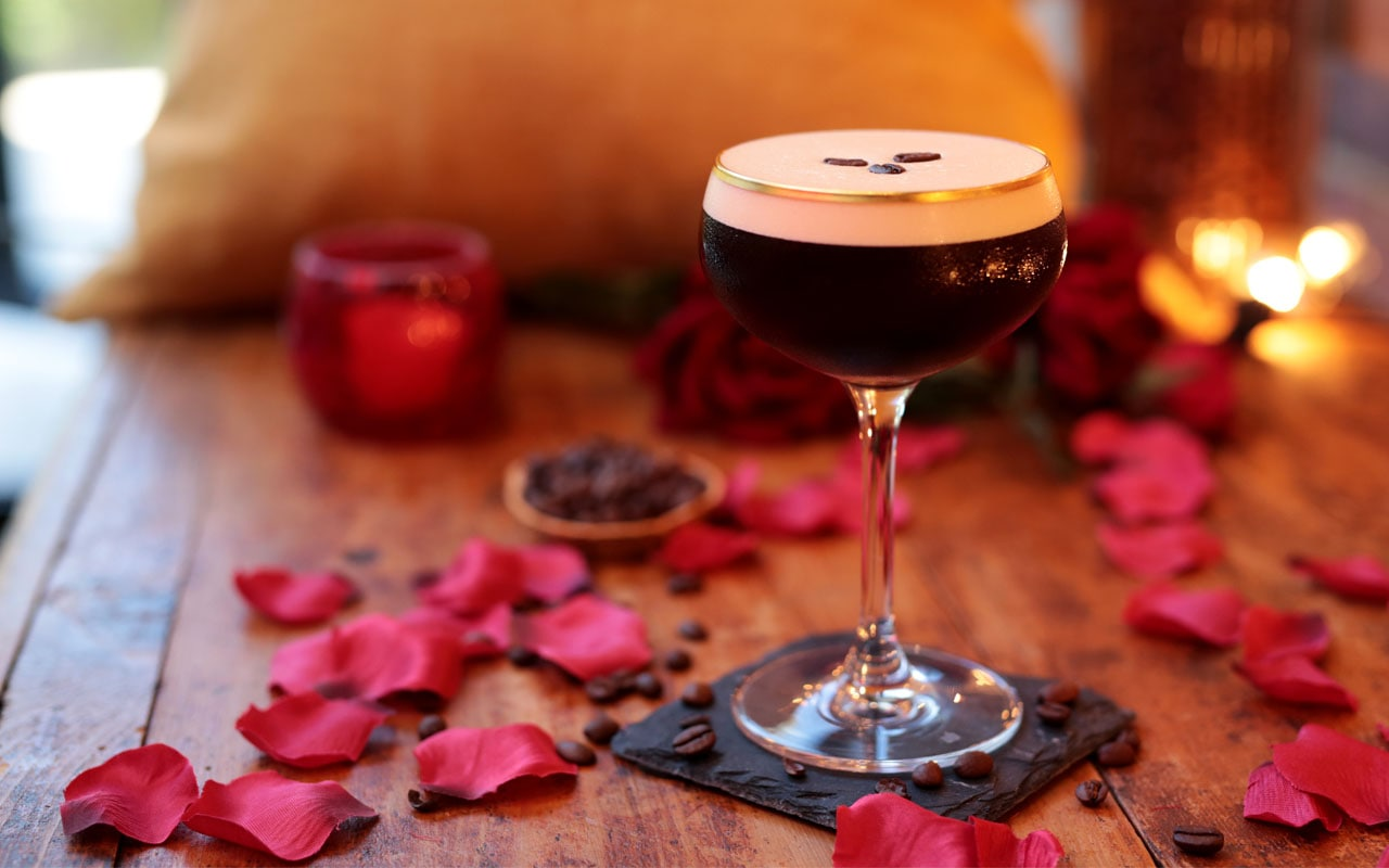 Espresso Martini Recipe from DeLonghi Singapore