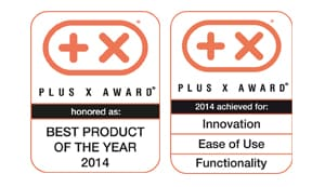 Plus X Awards
