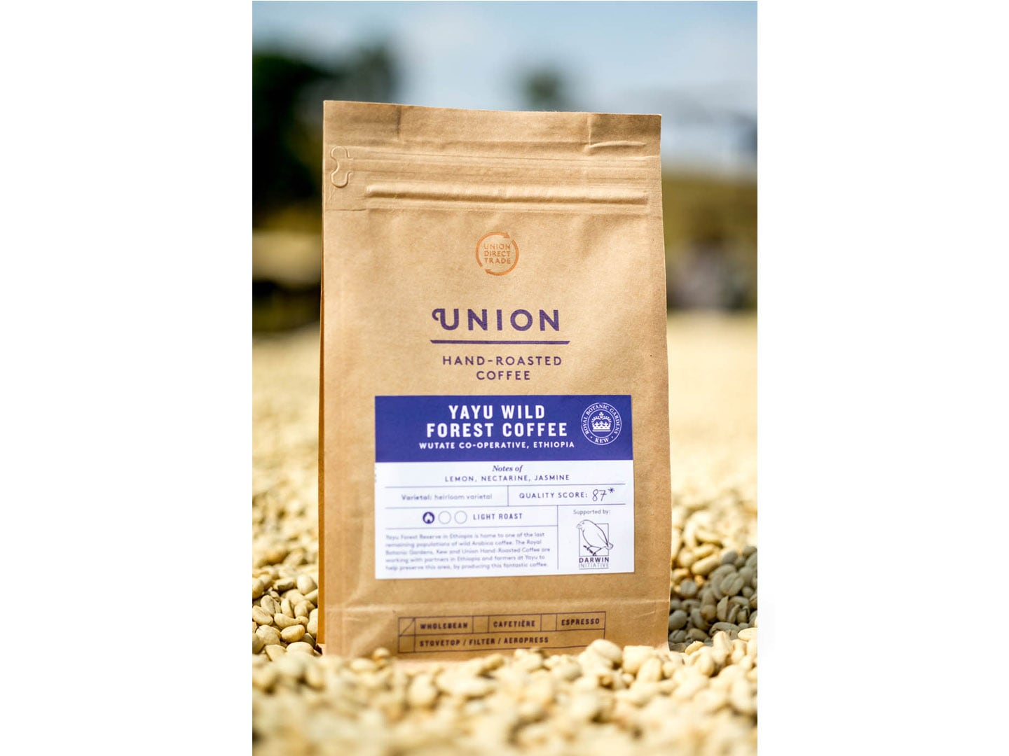 Union - YAYU FOREST 200g