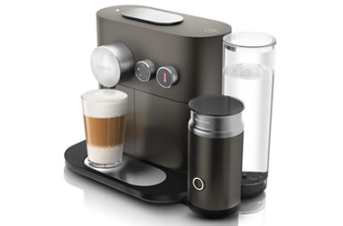 Nespresso Capsule Coffee Machines