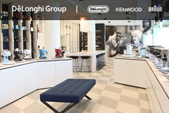 DeLonghi Group Showroom