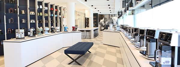 Book the De'Longhi Group Showroom