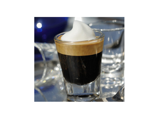 Caffè with cream