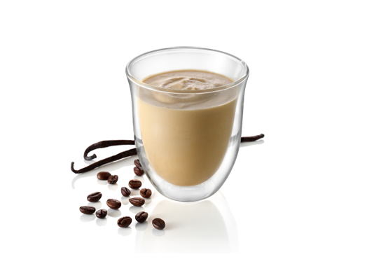 Cold coffee cream