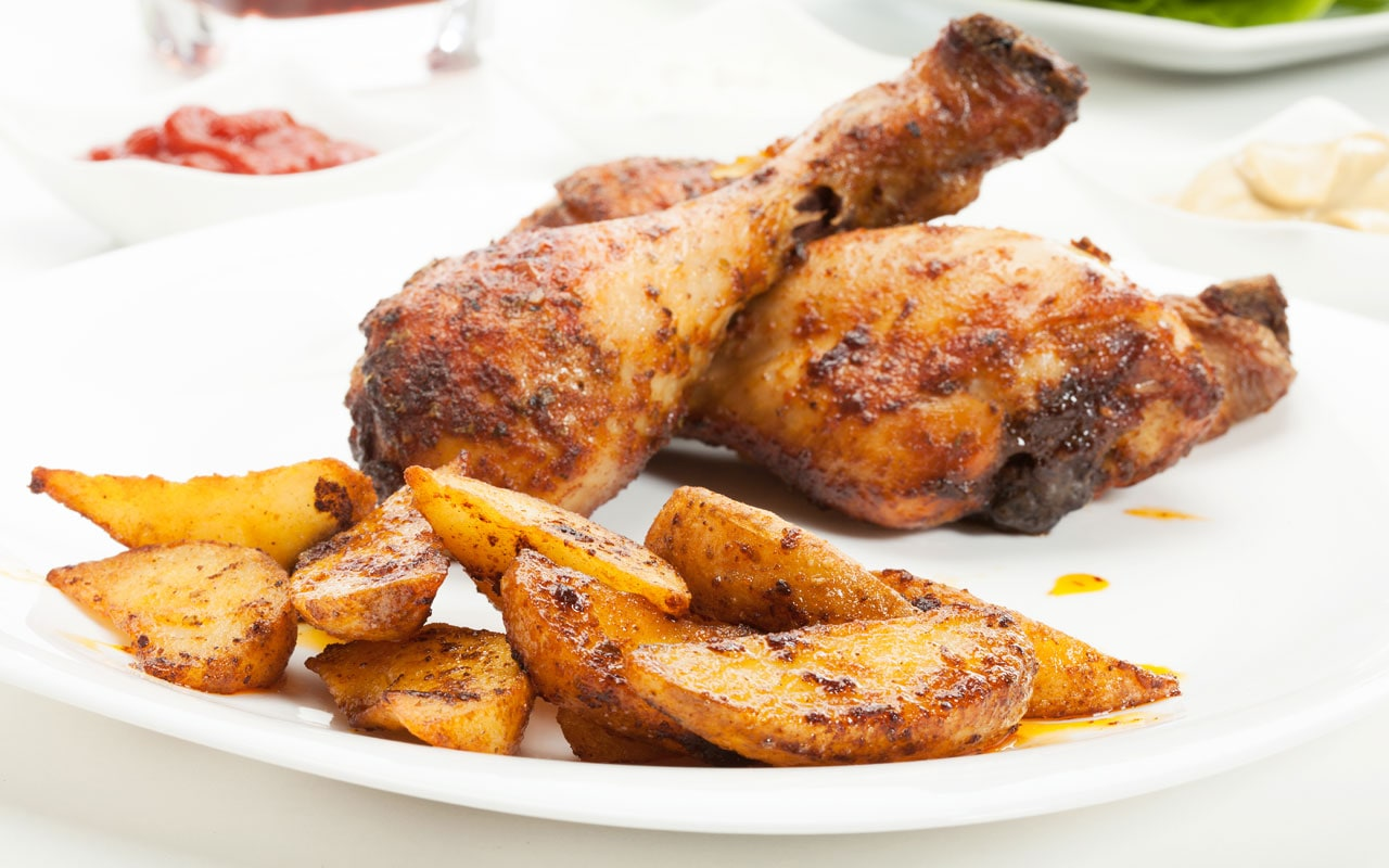 Chicken Drumsticks Multifry Recipes Delonghi Australia