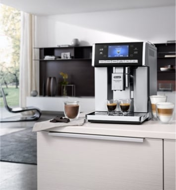 De Longhi S Vision Of Coffee Italian Quality