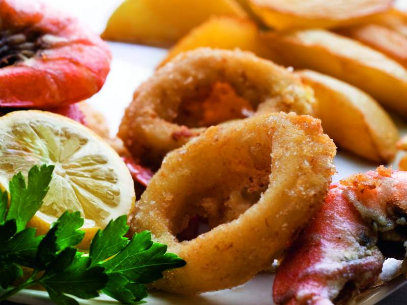 "Fritto Misto ""All'Italiana"""