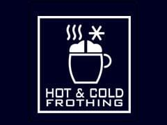 HOT & COLD MILK FROTHING