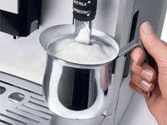 EVOLUTED CAPPUCCINO SYSTEM