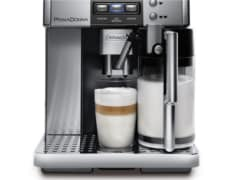 Automatic Cappuccino, Caffelatte and Latte Macchiato