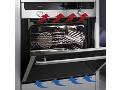 DOOR & OVEN COOLING SYSTEM