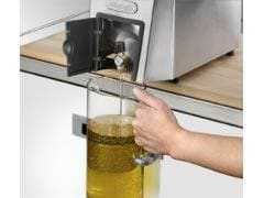 PATENTED EASY CLEAN OIL DRAIN SYSTEM