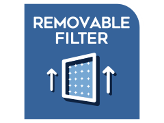 REMOVABLE FILTER