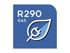 Gaz naturel R290