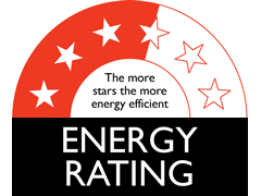 3.5 Star Energy Rating