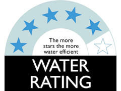 5 Star WELS Water Rating