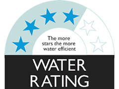 4 Star WELS Water Rating