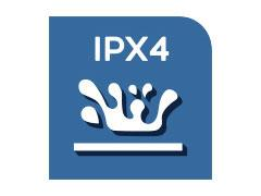 Protection IPX4