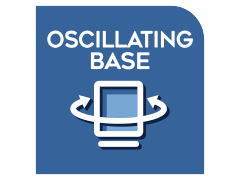 Oscillating base